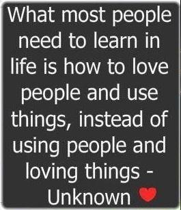 Shallow people #materialistic #sad
