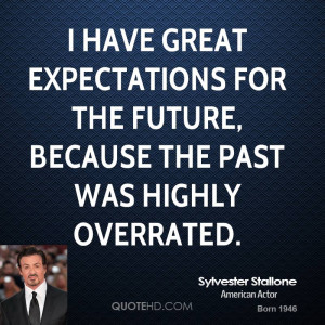 Great Quotes About Expectations