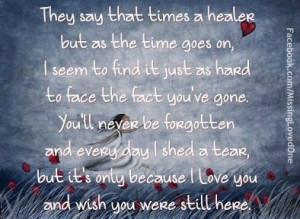 wish you were still here