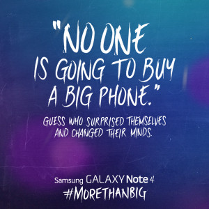Samsung Quotes Steve Jobs To Make Fun Of Apple For Launching Large ...