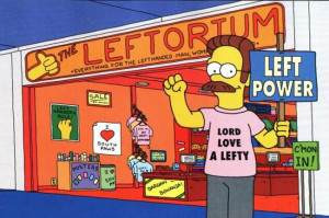 Left-Handed People Facts - Lucky Lefty