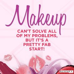 ... Solve All Of My Problems, But It's A Pretty Fab Start - Beauty Quote