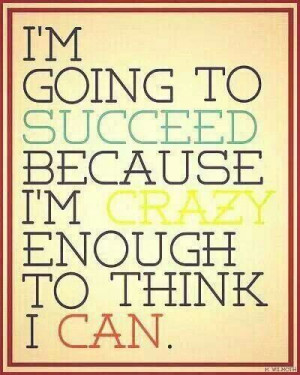 Yes I can! ;-)