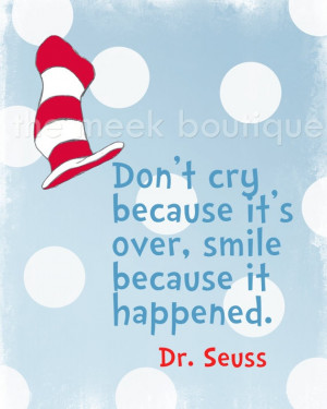 Should I order this? Dr Seuss Quote Printable Digital Art by ...