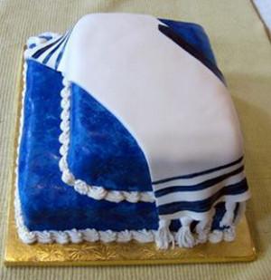 Jewish Bar Mitzvah Cake Image