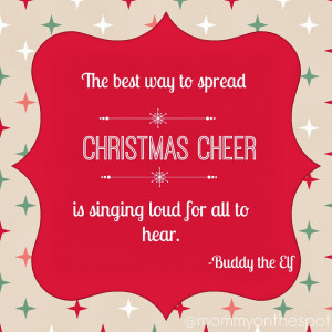 Motivational Mondays: Christmas Cheer and My Favorite Christmas Songs