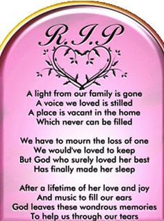 Lost Love Remembrance Quotes   In Memory of Lost Loved Ones shared In ...