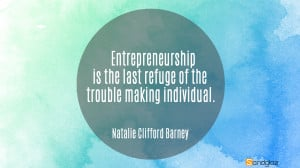 Natalie Clifford Barney Quote Free Wallpaper Download