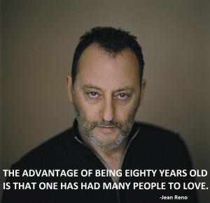 Jean Reno Quotes