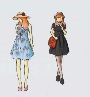 Girly Fashion Amoris