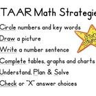 STAAR Test Strategies More