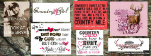 country girl quotes facebook covers country girl quotes facebook ...