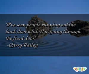 Famous Quotes About People Running