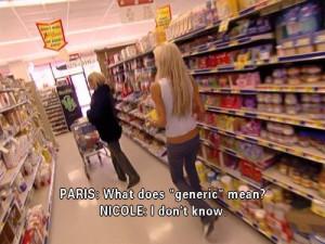 nicole richie, paris hilton, subtitles, the simple life