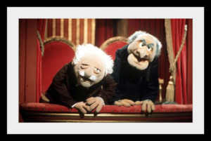 Muppets Waldorf And Statler Quotes Do you remember waldorf and
