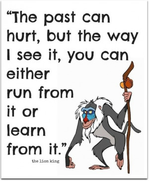 Disney quotes are always incredibly meaningful.