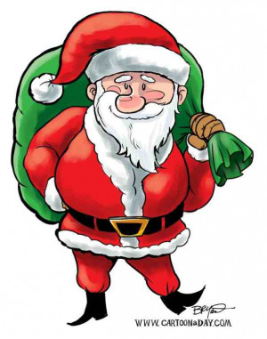 Quotes About Father Christmas | Funny Santa Claus Quotes
