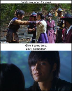 Korean Drama Memes and Quotes