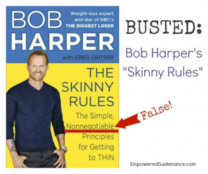 As I suspected, the Skinny Rules are in need of some tweaking, and ...