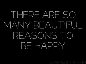 beautiful, happiness, happy, quote, text, typography