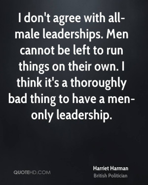 harriet-harman-harriet-harman-i-dont-agree-with-all-male-leaderships ...