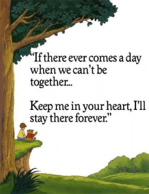Pooh Quote worth remembering