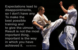 Karate Quotes Quotes + karate by nadin4e