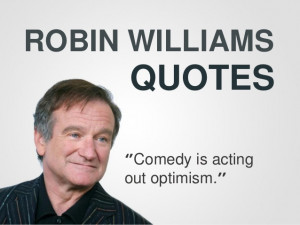 Robin Williams Famous Credited