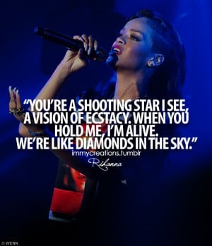 Displaying (18) Gallery Images For Rihanna Quotes Tumblr...