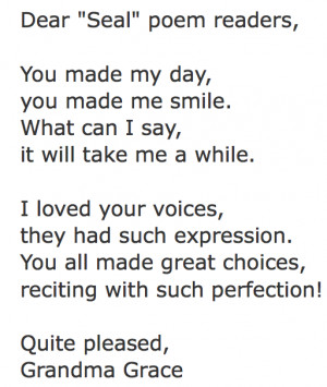Best Friend Poems That Rhyme A comment in rhyme form?