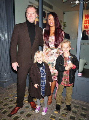 Cute Pic!] Rapper Eve Steps Out With Maximillion And Future Step Kids