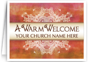Welcome to our Church Cards