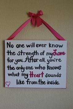 To my unborn