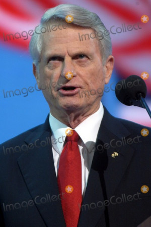 Zell Miller Picture Day Three of the Republican National Convention