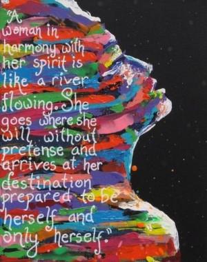 Free Spirit // Cherith Toillion
