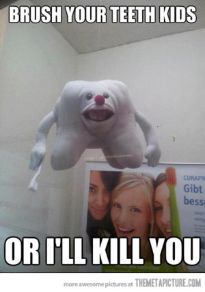 Funny photos funny dentist tooth scary