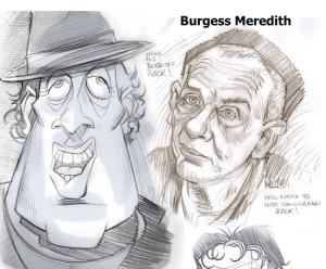 Burgess Meredith The Twilight Zone