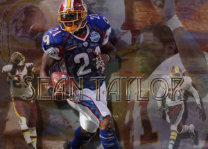 Sean Taylor Redskins Wallpaper