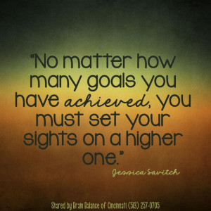 No matter how many #goals you have #achieved, you must set your # ...