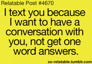 ... , funny, happy quotes, one word, phony, quotes, sayings, text you