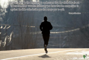 What do you use when you are Running on Empty? What gets you over the ...