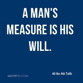 Ali ibn Abi Talib Top Quotes