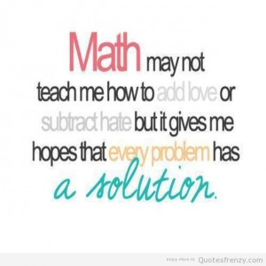maths-Quotes