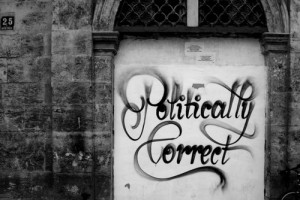 graffquotes:Politically correct
