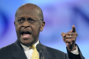 Herman Cain Quotes Pokemon Movie in Campaign-Ending Speech