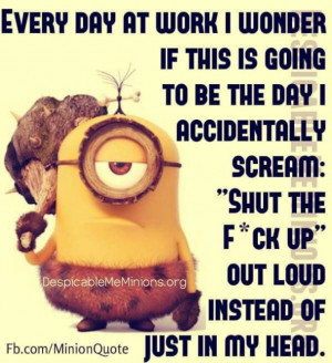 top Funniest Minion #quotes & life 2015