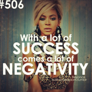 Beyonce Quotes About Haters Beyonce quotes about haters