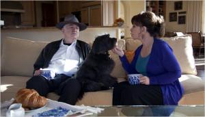 Isabel Allende Family Isabel Allende with her