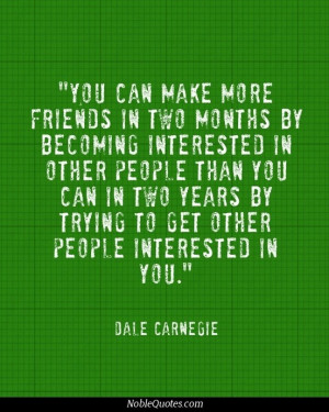 Conceited quotes best wise sayings dale carnegie