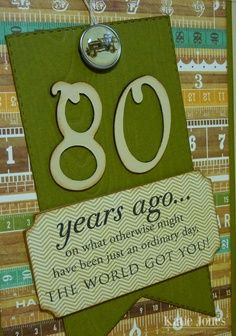 80th birthday card ideas, 80th birthday cards, dad 80th, birthday ...